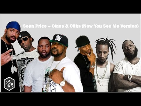 Sean Price (featuring Boot Camp Clik & Wu-Tang Clan) - Clans & Cliks