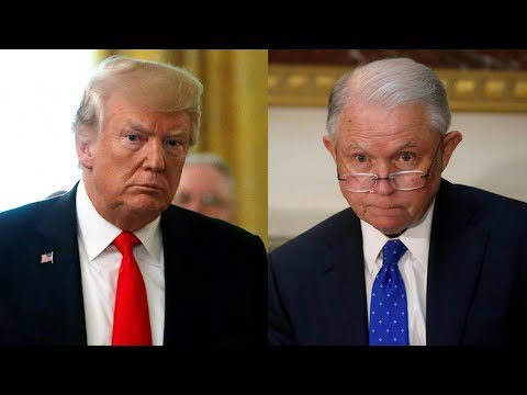 Trump Fires AG Sessions, Installs New Loyalist Whitaker to Oversee Mueller Probe