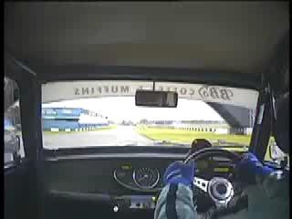 Mini Cooper S. HGTCC Donington - Sunday 13th April 2008