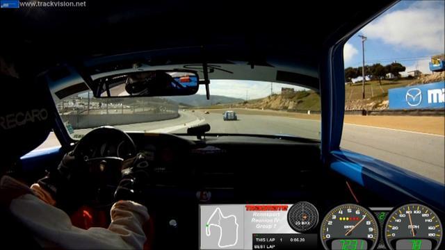 Porsche Rennsport Reunion IV-  Group 7 PCA