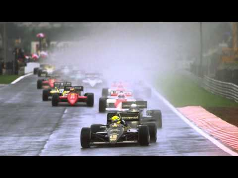 Ayrton Senna and other gems - The Racer's Edge Episode 25
