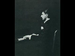Dinu Lipatti - Chopin Valse n° 10 in B minor