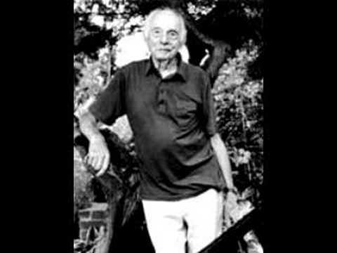 """Stanley Kunitz reads his poem """"The Layers"""""""