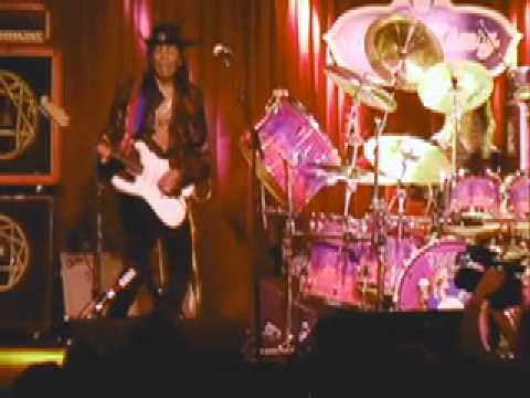 Voodoo Child Band - Rock Me Baby