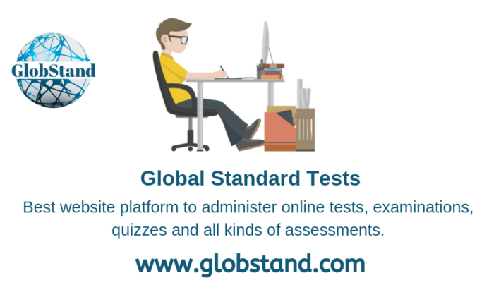 Create Online Examinations, Tests, Assessment and Quizzes On Globstand.com