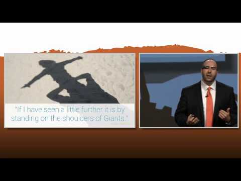 ISTE 2013 Closing Keynote, Adam Bellow: You're Invited to Change the World
