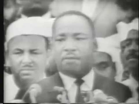 Martin Luther King, Jr. Sings