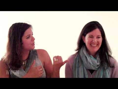 WWGN - MayaZ interview with Reena Lazar of Peace it Together