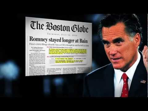 Mitt Romney approved Outsourcing of jobs at Bain Capital