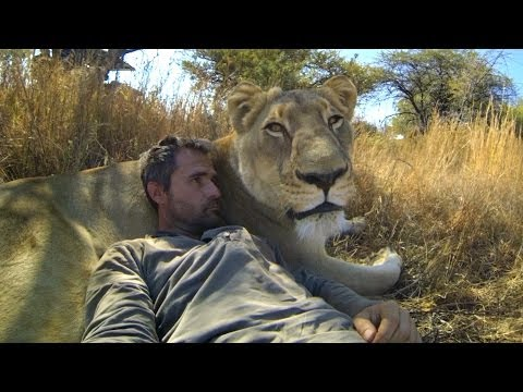 Yes, He Hugs Lions, But That's Only Part Of The Story.