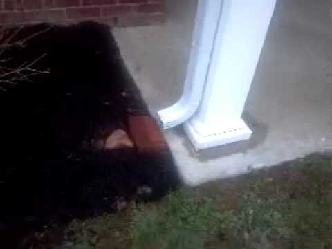 Indianapolis Home Inspector. Rob Rehm. Exterior Home Inspection