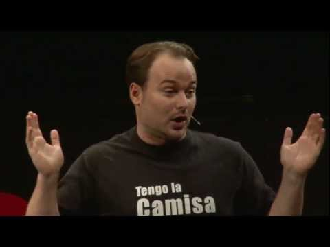 TEDxSanAntonio - Benny Lewis - Fluent in Three Months - Rapid Language Hacking