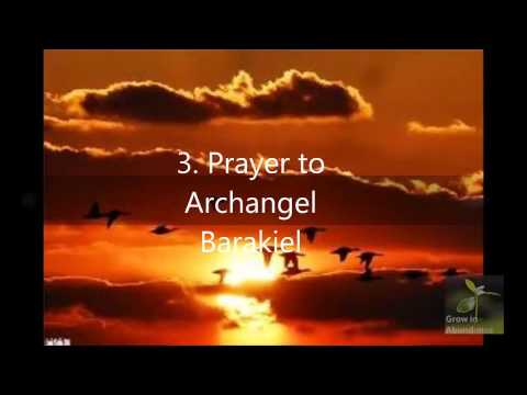 Prayer to the Angels of Prosperity and Abundance - Invoking the Angels Individually V2.0