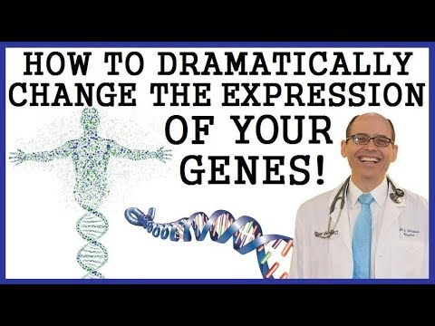 How To Dramatically Change The Expression Of Your Genes! Dr Greger