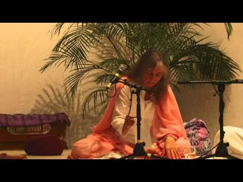 Yoga Talk with Narayani No 4 - Vierter Yoga Vortrag mit Narayani English-Deutsch Part 4 of 4