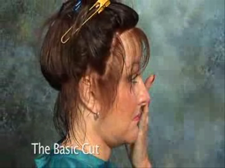 Styling Your Hairpiece, Basic Cut