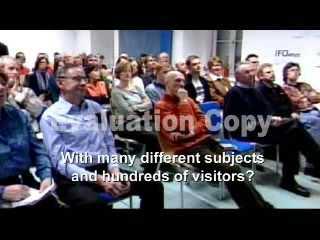Video Bridge concept film