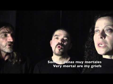 Mi muerte contra la vida (Anón.-CMP) by Garçimuñoz