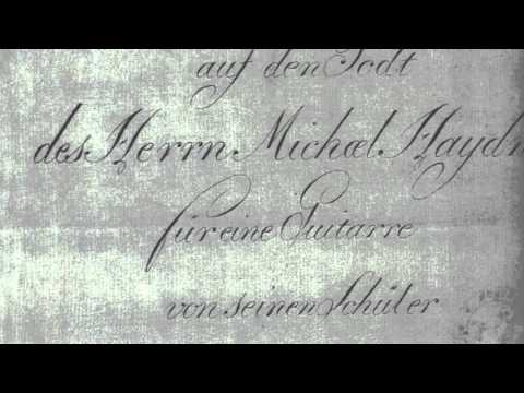 Mário Carreira | A. Diabelli: Funeral March on the death of Michael Haydn (WoO)