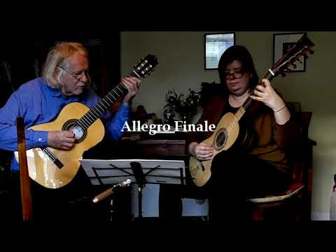 Ferandiere - Duo 3 - 6c Guitar - Jelma van Amersfoort and Rob MacKillop