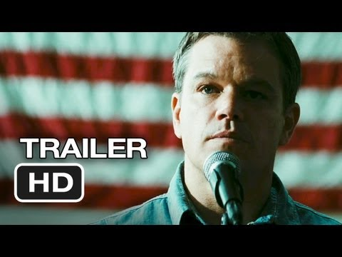 Promised Land Official Trailer #1 (2012) - Matt Damon Movie HD