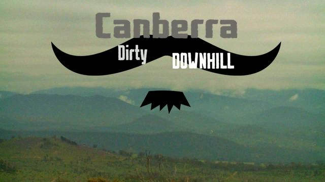 Canberra Downhill video comp entry