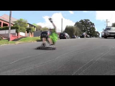 Longboarding: New Mates and Great Skates