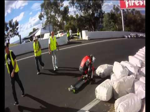 Newtons Crashes 2012