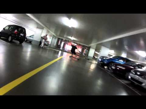 Carpark Session April 2012
