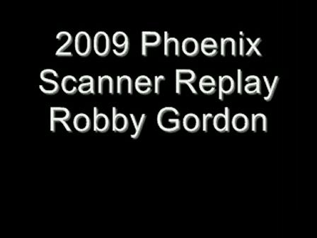 2009 Phoenix Scanner Flashback