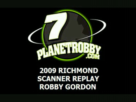 2009 Richmond Scanner Replay