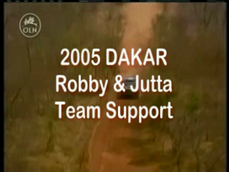 RGM-2005 DAKAR Team Support