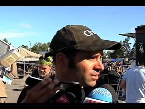 2010 Dakar Team Chile Stage 1