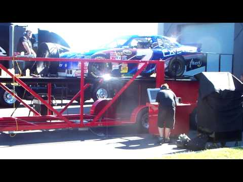 2010 Martinsville Chassis Dyno