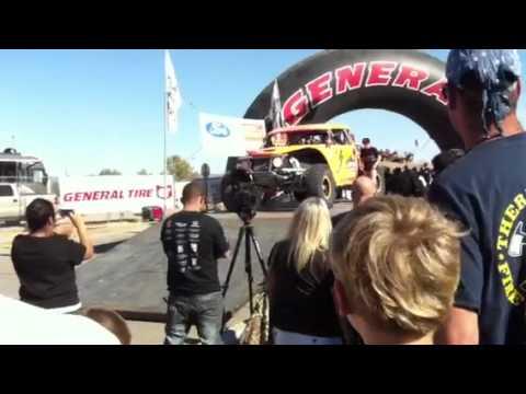 2012 Parker 425 Winners Speech