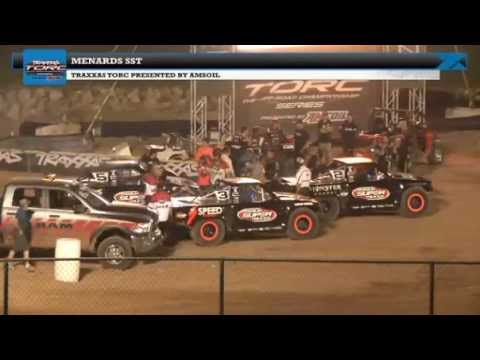 Stadium Super Trucks Demo Crandon