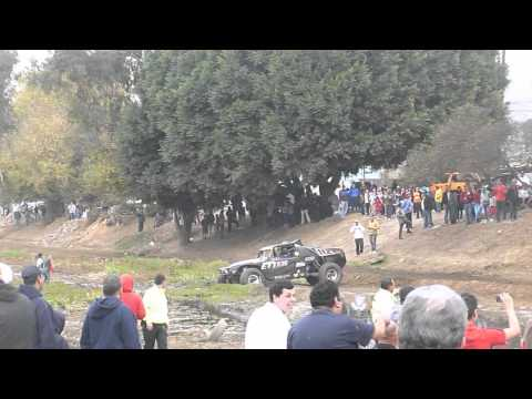 Baja 1000 2012 Accident