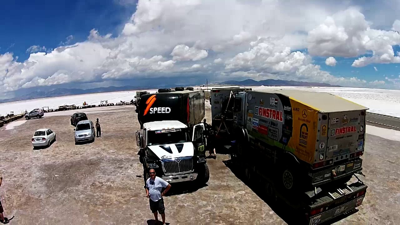 2014 Dakar Rally Team SPEED Stage 8 Recap - Moving Up!