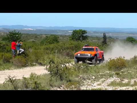 Dakar 2014 Robby gordon etapa 1 con problemas