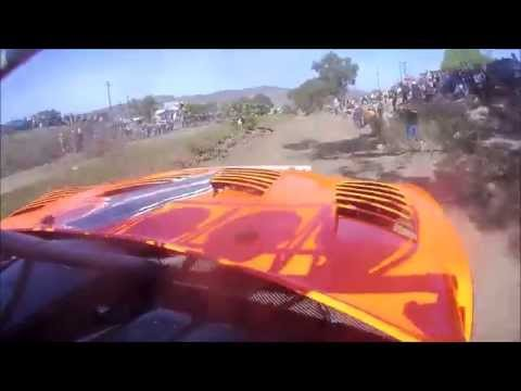 2014 Baja 1000 Robby Gordon In-Car **RAW**