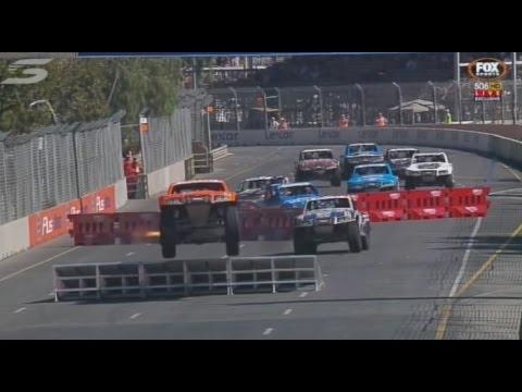 2015 Stadium Super Trucks - Adelaide - Practice 1