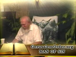 Man of Sin revealed part 2 of 6