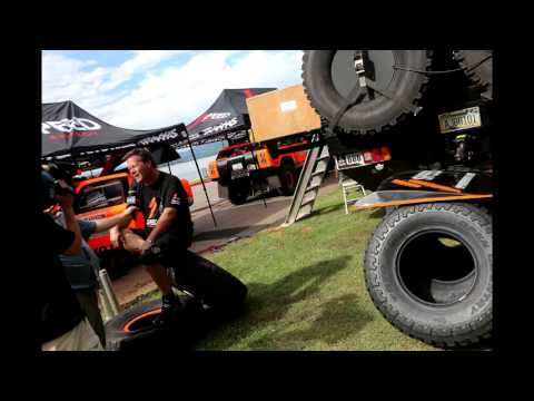 2016 Dakar Robby Gordon Stage 1 Audio