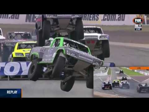 2018 Perth Race #2 - Stadium SUPER Trucks