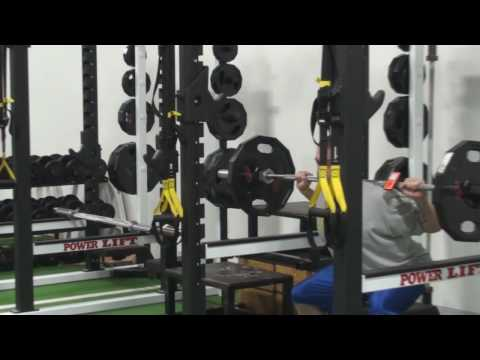 Measure Power Output During a Squat Jump