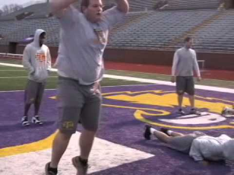 Tennessee Tech Strength & Conditioning Circuit