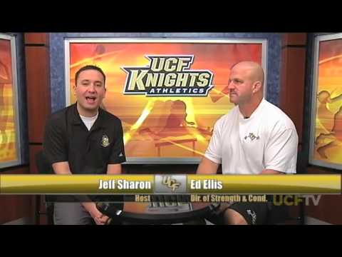 UCF SportsKnight - Stronger, Faster, and Better