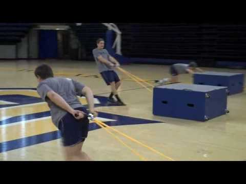 Marquette Men's Soccer Workouts