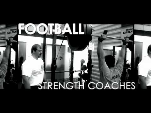 Iowa Football Strength and Conditioning