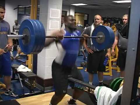 Delaware Football Strength & Conditioning